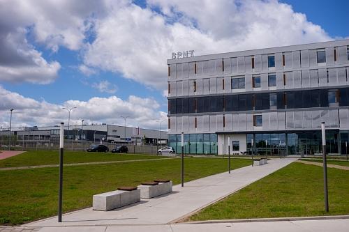 First study visit at Białystok University of Technology