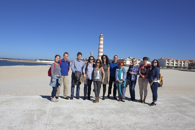Study Visit to the University of Aveiro, Portugal